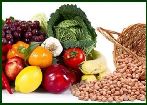 frutas - verduras -legumbres