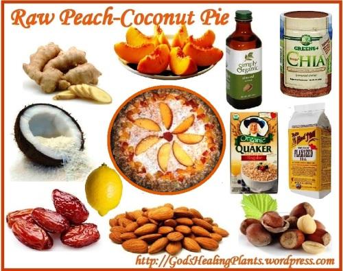 Peach Coconut Pie CLWS 4