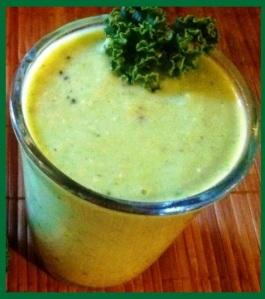 Kale Green Smoothie ws