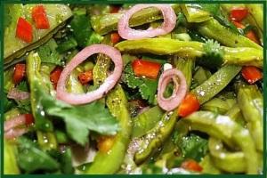 5 Nopales salad