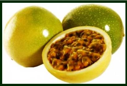 Passion fruit yellos