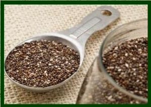 2 tablespoons of chia seed