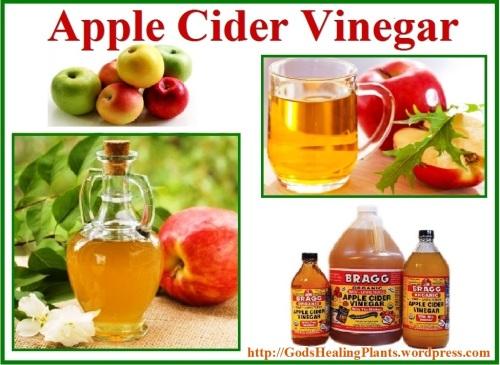 Apple cider vinegar GHP