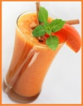persimmon smoothy