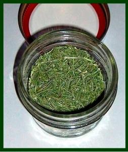 Rosemary dried