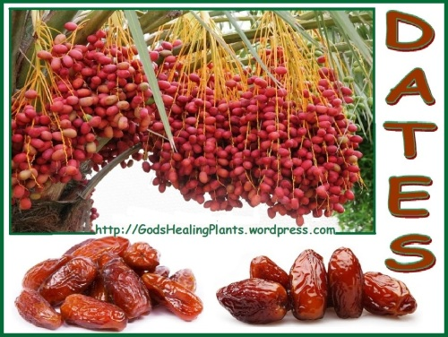 Dates for your health