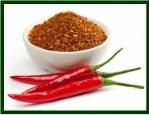 Cayenne pepper and powder