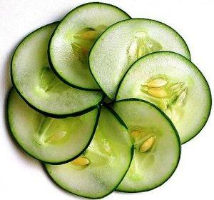 4 cucumber