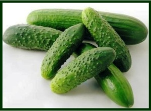 8 cucumber