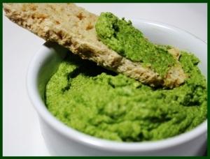cashew-spinach-spread
