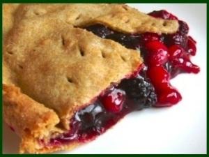 Mulbery Pie