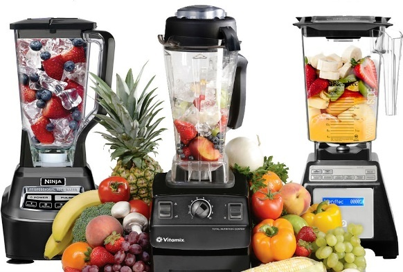 High powerd blenders