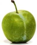 ciruela verde