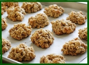 Delicious Oatmeal Cookies
