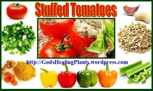 Stuffed Tomatoes GHP