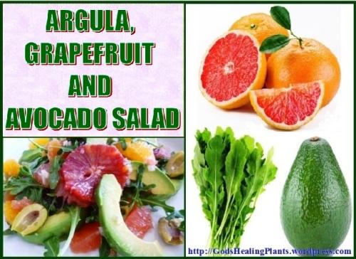 Argula salad GHP2